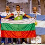 Нов златен медал за България от Световното в Пловдив