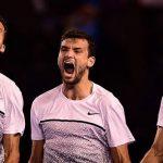 Гришо ще играе срещу Федерер на четвъртфинала на US Open