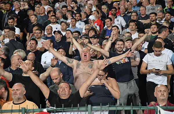 Въпреки забраната за публика – Въвежда се временна организация на движението заради мача България
