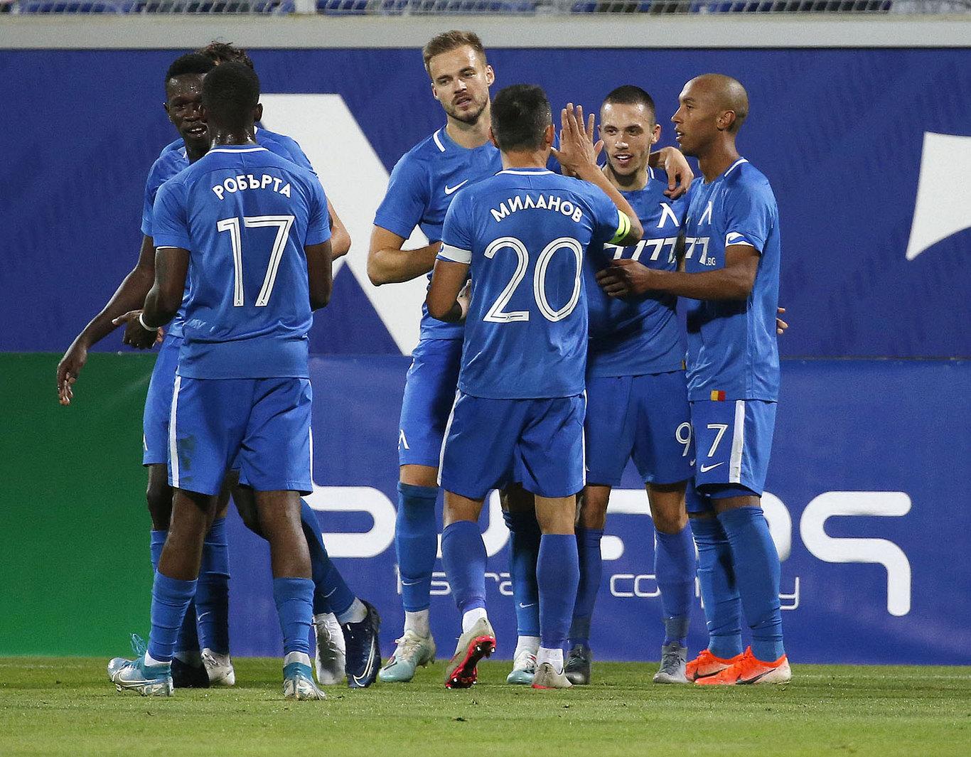 Левски обърна Пюник в атрактивен мач с 5 гола! Спиерингс дебютира с гол (ВИДЕО)   KotaSport
