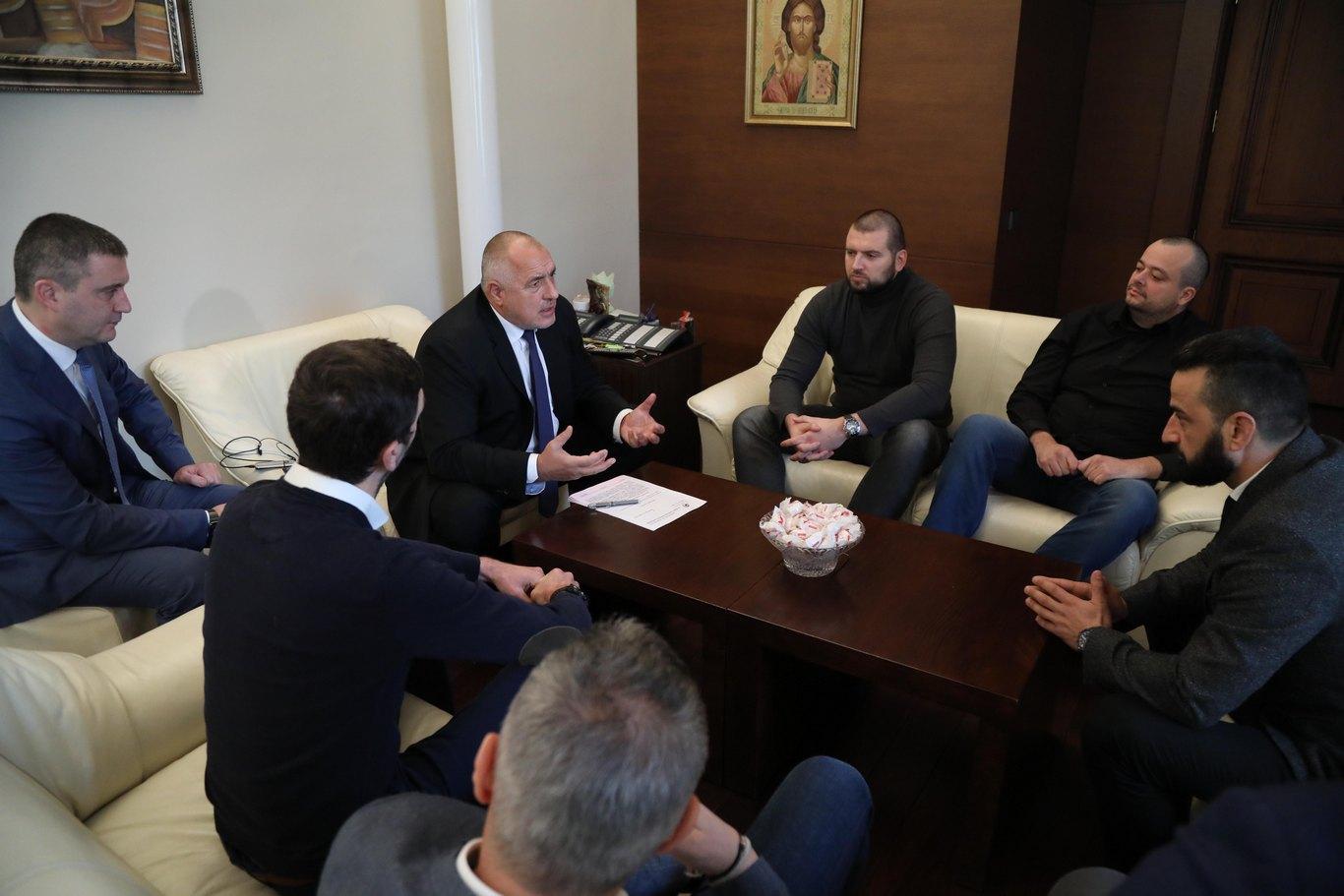 Хиндлиян към Борисов: Какви са вашите виждания и как ще я караме оттук нататък? (ВИДЕО) | KotaSport