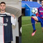 Барселона и Ювентус размениха младоци