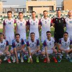 Ас на Левски донесе победата на националния си отбор