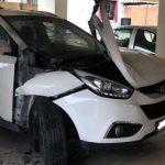 АТЕНТАТ! Взривиха колата на футболен съдия (ВИДЕО)