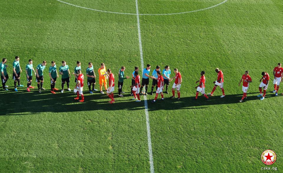 Били ЦСКА-София тренирали два пъти в деня на мача