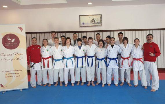 България с 15 състезатели на Европейското по олимпийско карате
