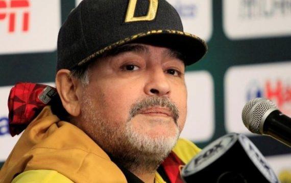 Марадона изригна: За някои отбори постоянно е пандемия! Отнасят с играчите си като с роби