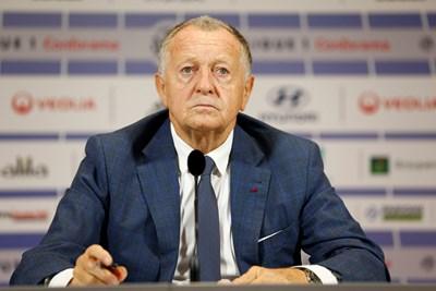 Президентът на Лион отправи предложение за завършване на Лига 1