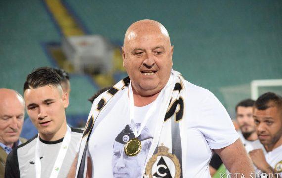 Венци: Свалям шапка на уникалната публика на Левски! Лудогорец ще е шампион, докато на Киро не му омръзне (ВИДЕО) | KotaSport