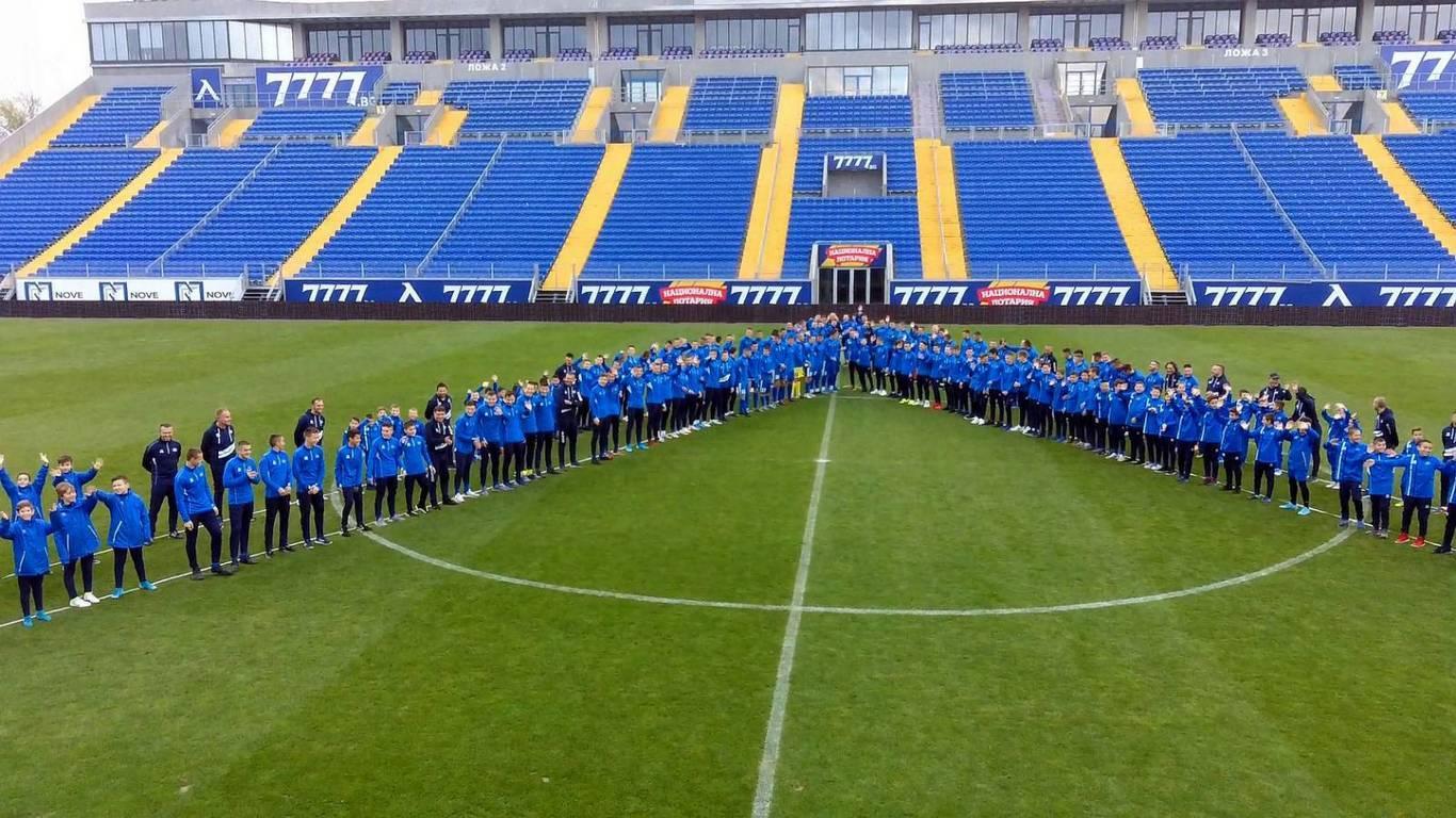Академията на Левски с най-добро представяне в Елитните групи от 8 години (ВИДЕО) | KotaSport