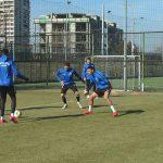 В Левски тренират с настроение преди Витоша (ВИДЕО)   KotaSport