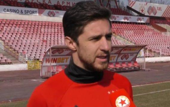 Майко мила! Капитанът на ЦСКА-София имал откупна клауза от 20 млн евро!