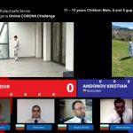 Ето всички шампиони от онлайн -държавното по Таекуон-До