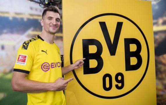 Официално: Борусия Дортмунд представи ново попълнение