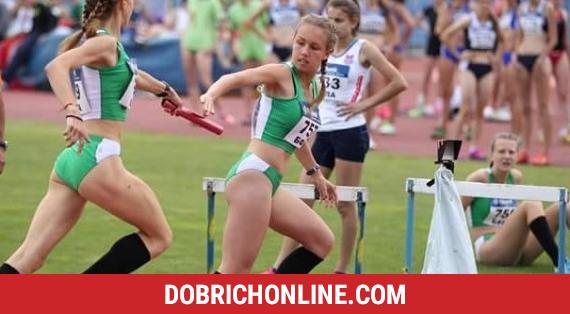 """Две щафети при девойките от СКЛА """"Добруджа"""" излизат на старт – 2020.07.17 – Спортни"""