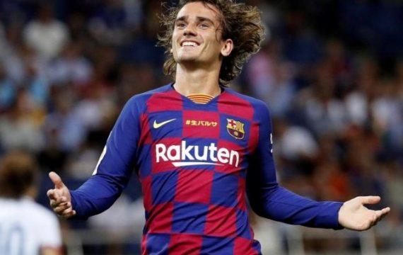 Барселона успокои Гризман и близките му