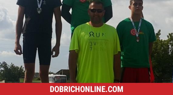 Тодор Петров регистрира 11-ти резултат в света на гюле при юношите под 18 години – 2020.08.17 – Спортни