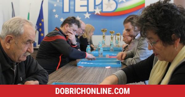 Празничен табла турнир организира ГЕРБ – Добрич – 2020.09.23 – Спортни