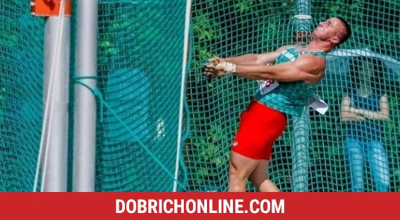 Шести на Балканиадата завърши лекоатлетът Никола Михов – 2020.09.21 – Спортни