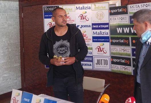 """След 22 години и над 370 мача, Венци Бонев каза """"баста""""! Стана шеф във Витоша (ВИДЕО)   KotaSport"""