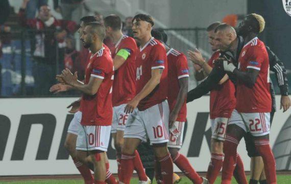 НА ЖИВО Лига Европа: Рома