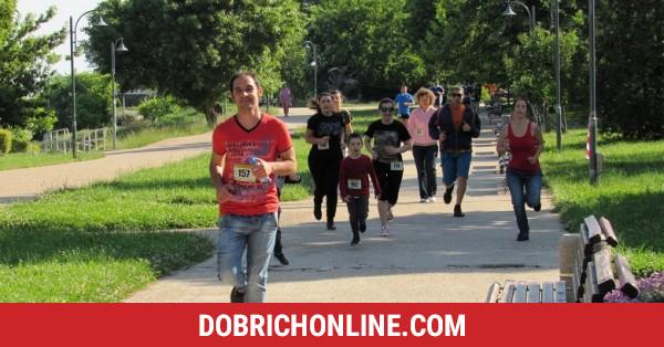 Участниците в благотворителния маратон в Добрич ще се регистрират предварително – 2020.10.29 – Спортни