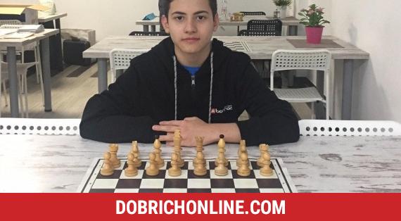 Шахматистът Момчил Петков с трети успех в Будапеща – 2020.11.20 – Спортни