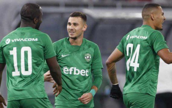 Лудогорец победи Ботев Пд в последния мач за годината в Първа лига