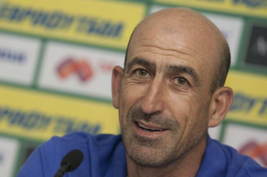 Бербатов няма опит, не знам за мениджърски интереси в националния отбор