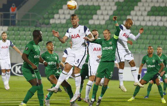 Лудогорец в класация на УЕФА за… получен гол (ВИДЕО) | KotaSport