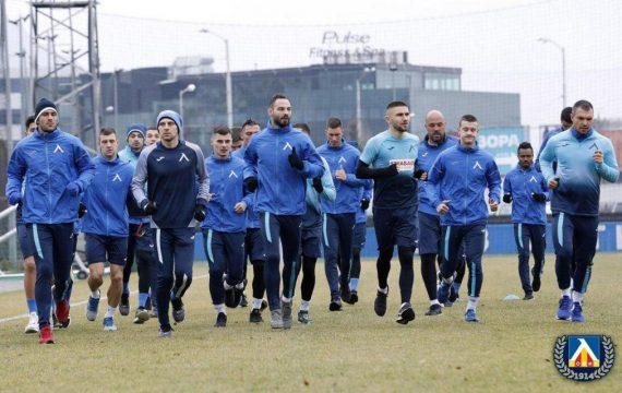 Последна тренировка за Левски преди заминаването за Хърватия (ВИДЕО) | KotaSport
