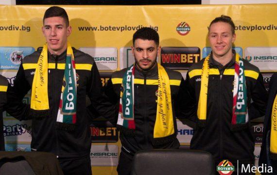 Ботев (Пд) представи тримата нови (ВИДЕО) | KotaSport