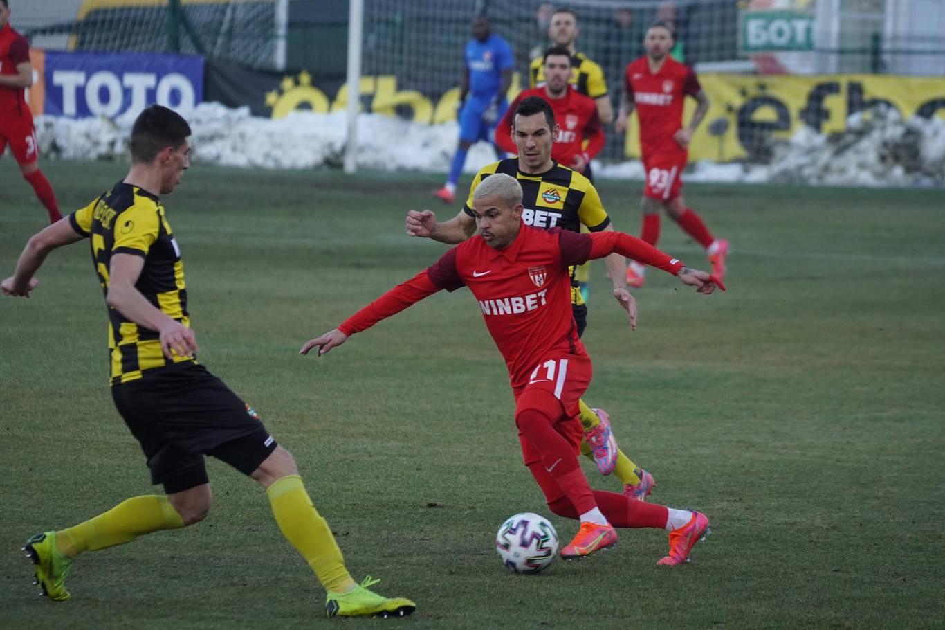 Драма в 94-ата минута! Ботев (Пд) навакса 2 гола срещу Царско село (ВИДЕО+СНИМКИ) | KotaSport