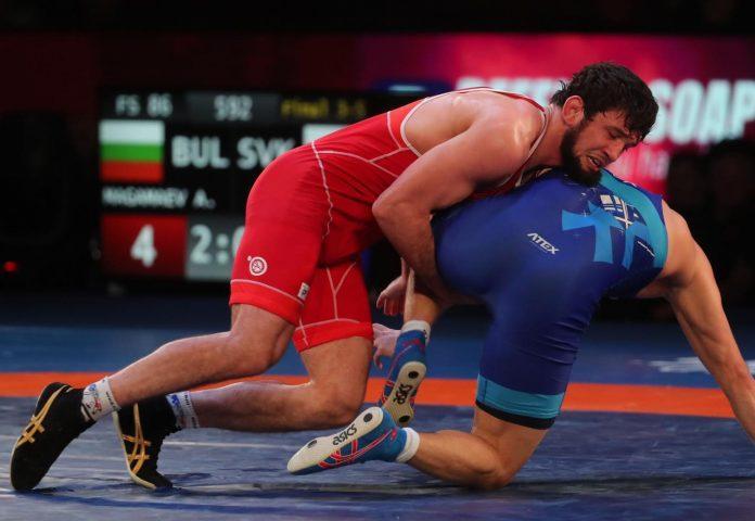 Днес Магамаев ще спори за титлата на турнира по борба в Киев, Милов и Янева излизат за бронза