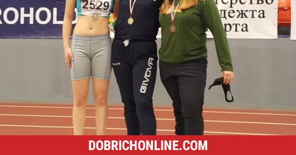 """До първи медал на гюле при дамите достигна СКЛА """"Добрич"""" – 2021.02.22 – Спортни"""