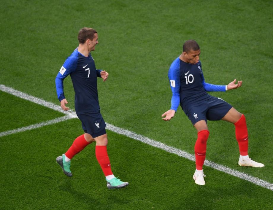 Франция определи състава си за световните квалификации