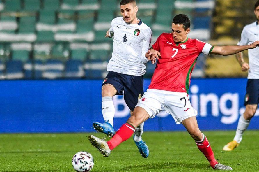 България загуби и от Италия като домакин