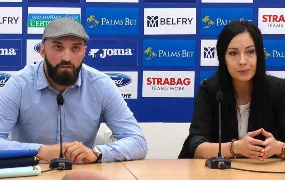 Palms Bet иска да удължи сътрудничеството си с Левски (ВИДЕО) | KotaSport
