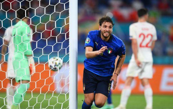Италия няма спирачки! Прегази Швейцария и вече мисли за елиминациите (ВИДЕО)   KotaSport