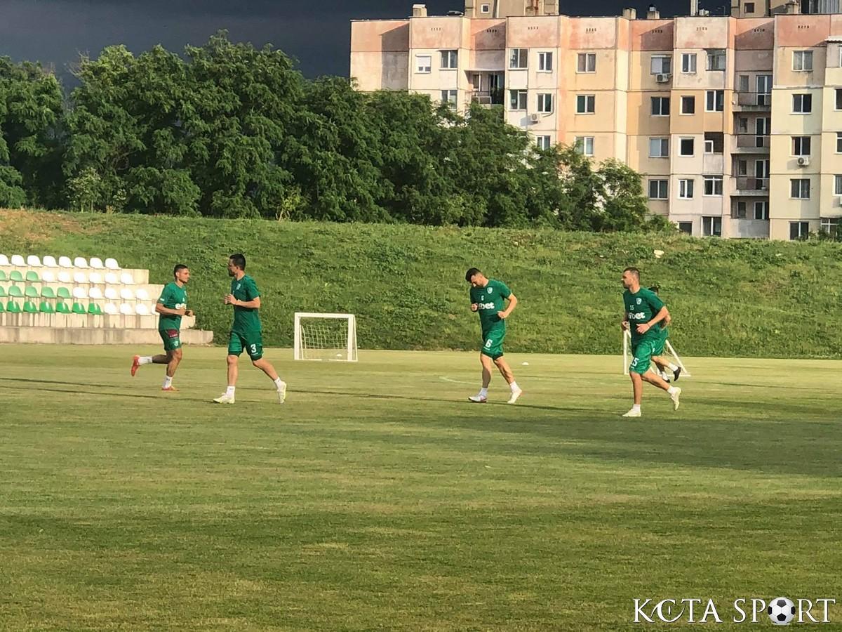 Берое потегли с фалстарт срещу тим от Втора лига (ВИДЕО) | KotaSport