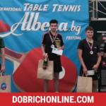 Чужденци доминираха във фестивал по тенис на маса – 2021.07.26 – Спортни