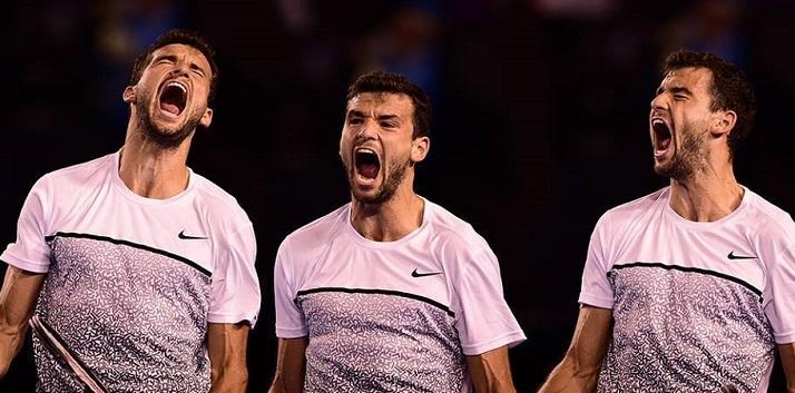 Григор Димитров се класира за полуфиналите на US Open