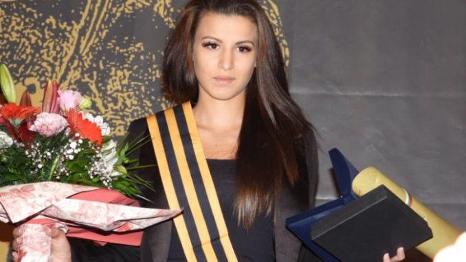 Шампионка по Таекуон-до и кикбокс стана почетен гражданин на Перник