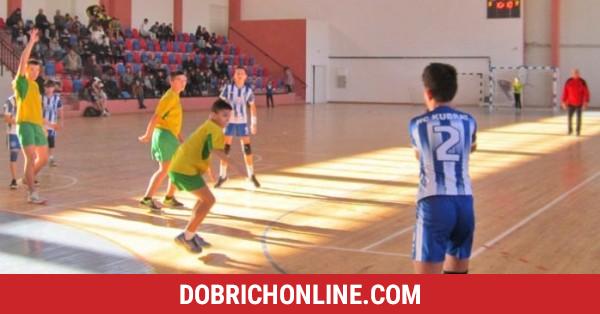 Младите хандбалисти приключиха сезона с една загуба – 2019.12.20 – Спортни