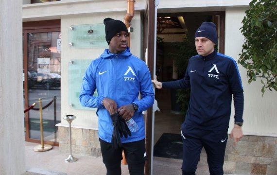 """Възстановяването на """"синия"""" голмайстор върви повече от добре (ВИДЕО)   KotaSport"""