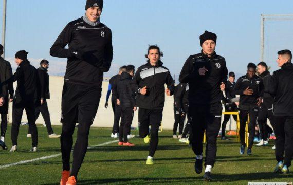 Локо (Пд) срещу Стойчо Младенов в първата си контрола в Турция (ВИДЕО) | KotaSport
