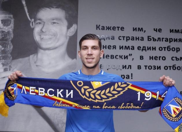 """Нова чуждестранна перла на """"Левски"""" дойде и призна, че има български идол"""