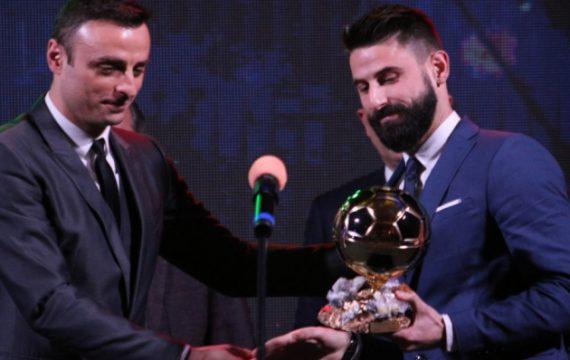 Футболист номер 1 на България Димитър Илиев: Интелигентността помага на терена