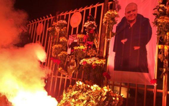 Чутовна изродщина! Феновете на ПАОК ликуват за смъртта на Тоско: Убихме пед*ла (ВИДЕО)