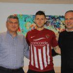 БГ национал с първа тренировка с новия си отбор в Турция